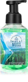 Bath & Body Works Mint & Moss Foaming Hand Soap