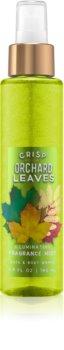 Bath & Body Works Crisp Orchard Leaves spray corporel pailleté pour femme