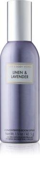 Bath & Body Works Linen & Lavender bytový sprej