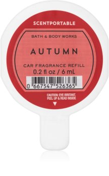 Bath & Body Works Autumn désodorisant voiture recharge