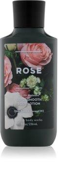 Bath & Body Works Rose lait corporel pour femme