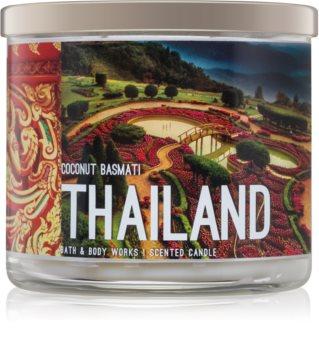 Bath & Body Works Coconut Basmati scented candle Thailand
