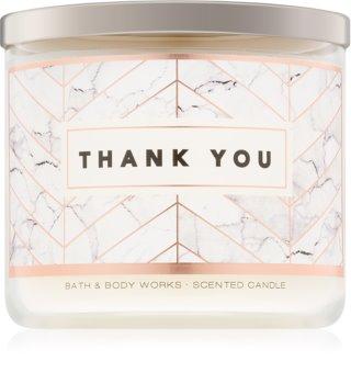 Bath & Body Works Merci Paris vonná svíčka I.