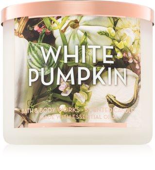 Bath & Body Works White Pumpkin illatos gyertya  I.
