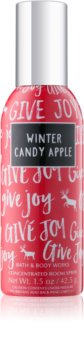 Bath & Body Works Winter Candy Apple spray lakásba