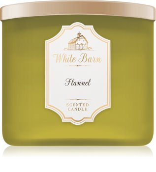 Bath & Body Works Flannel bougie parfumée VI.