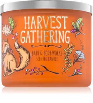 Bath & Body Works Harvest Gathering duftkerze