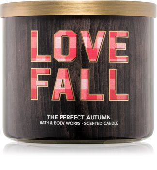Bath & Body Works Perfect Autumn duftkerze