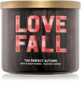 Bath & Body Works Perfect Autumn vonná svíčka