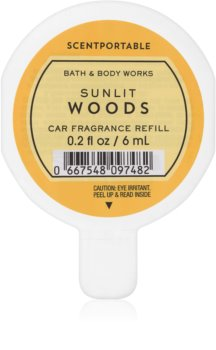 Bath & Body Works Sunlit Woods autoduft
