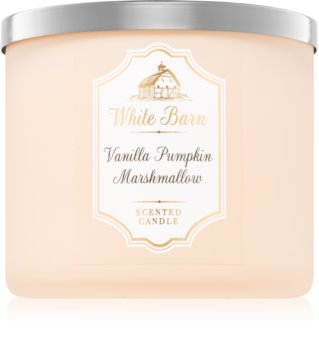 Bath & Body Works Vanilla Pumpkin Marshmallow bougie parfumée