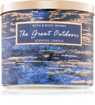 Bath & Body Works The Great Outdoors duftkerze