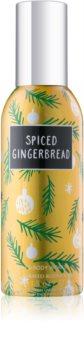 Bath & Body Works Spiced Gingerbread spray lakásba