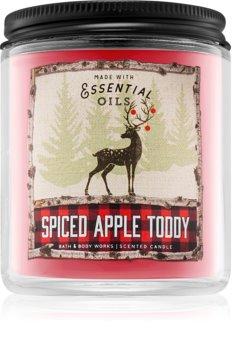 Bath & Body Works Spiced Apple Toddy vonná sviečka III.