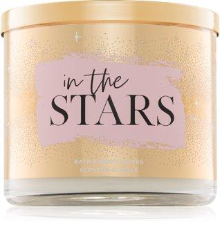 Bath & Body Works In The Stars illatos gyertya