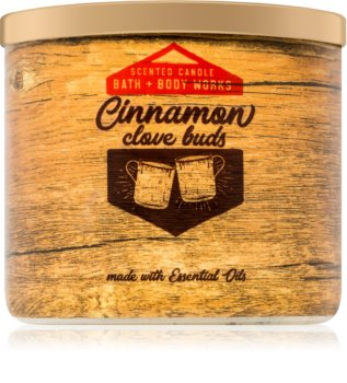 Bath & Body Works Cinnamon & Clove Buds scented candle