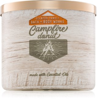 Bath & Body Works Campfire Donut duftkerze  II.