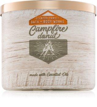 Bath & Body Works Campfire Donut vonná sviečka II.