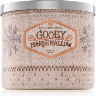 Bath & Body Works Gooey Marshmallow illatos gyertya
