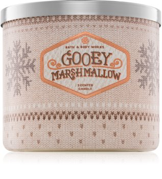 Bath & Body Works Gooey Marshmallow vonná sviečka