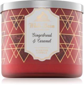Bath & Body Works Gingerbread & Caramel duftkerze