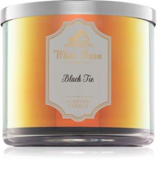 Bath & Body Works Black Tie illatos gyertya