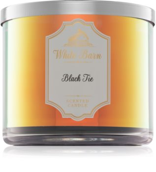 Bath & Body Works Black Tie vonná svíčka