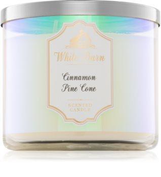 Bath & Body Works Cinnamon Pine Cone illatos gyertya