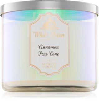 Bath & Body Works Cinnamon Pine Cone vonná sviečka