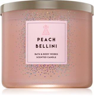 Bath & Body Works Peach Bellini lumânare parfumată