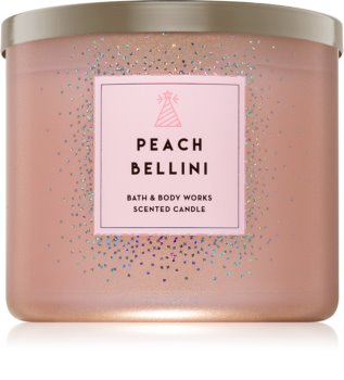 Bath & Body Works Peach Bellini vonná svíčka