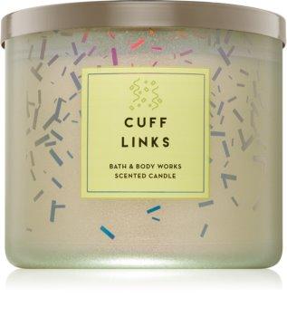 Bath & Body Works Cuff Links mirisna svijeća