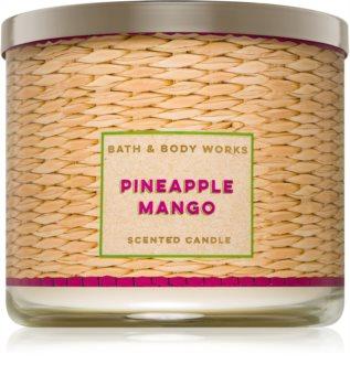 Bath & Body Works Pineapple Mango vonná sviečka