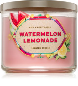 Bath & Body Works Watermelon Lemonade vela perfumada