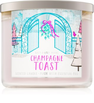 Bath & Body Works Toast vonná sviečka III.