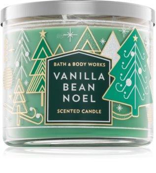 Bath & Body Works Vanilla Bean Noel bougie parfumée
