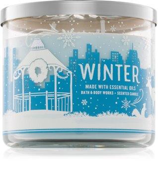 Bath & Body Works Winter lumânare parfumată  I.
