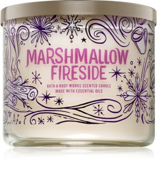 Bath & Body Works Marshmallow Fireside vonná sviečka II.
