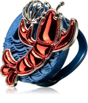 Bath & Body Works Lobster držák na vůni do auta závěsný