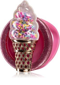 Bath & Body Works Ice Cream Cone scentportable holder for car