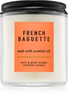 Bath & Body Works French Baguette vonná svíčka I.