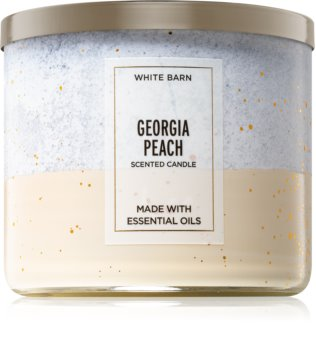 Bath & Body Works Georgia Peach vela perfumada III.