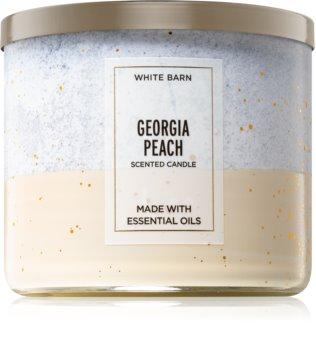 Bath & Body Works Georgia Peach vonná svíčka III.
