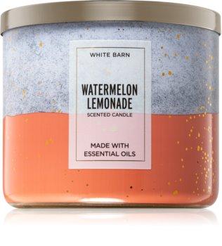 Bath & Body Works Watermelon Lemonade scented candle IV.