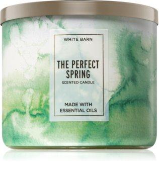 Bath & Body Works The Perfect Spring illatos gyertya