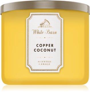 Bath & Body Works Copper Coconut vela perfumada  I.