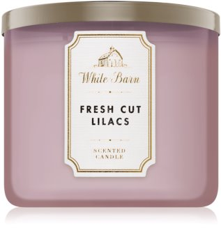 Bath & Body Works Fresh Cut Lilacs illatos gyertya  I.