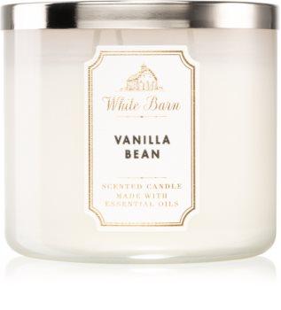 Bath & Body Works Vanilla Bean illatos gyertya