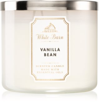 Bath & Body Works Vanilla Bean ароматна свещ