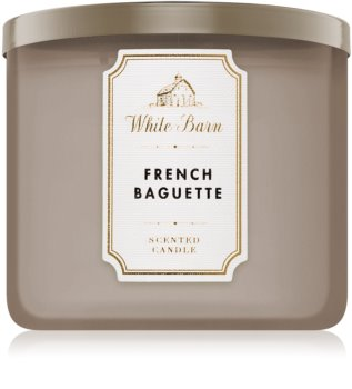 Bath & Body Works French Baguette illatos gyertya